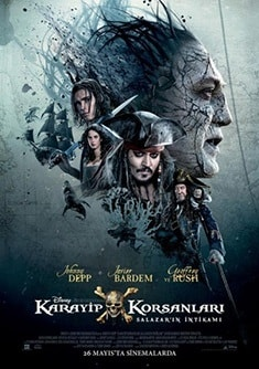 PIRATES OF THE CARIBBEAN:<br/>DEAD MEN TELL NO TALES