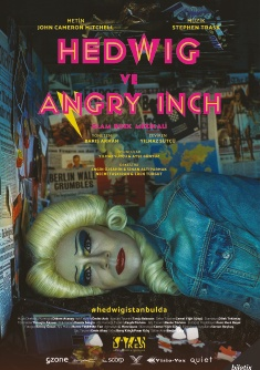 HEDWİG VE ANGRY INCH<br/>GLAM ROCK MÜZİKALİ